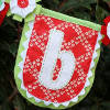 Be Merry Christmas Garland