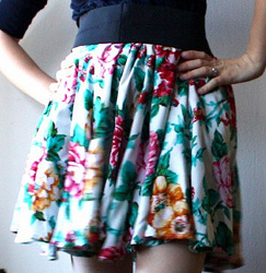 20 minute skirt tutorial Sewing 101: A Beginners Guide to Sewing