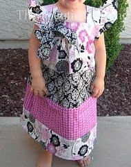 Girls Dress Sew Trendy: New Sewing Trends and Projects