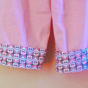 Perfect Pajama Pant Cuffs