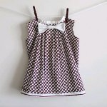 Pleated Bow Pillowcase Dress