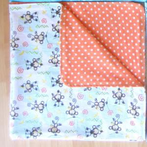 Reversible Receiving Blanket Allfreesewing Com