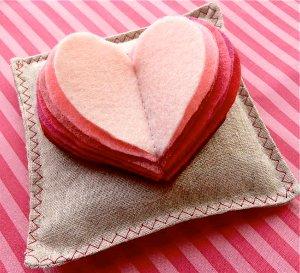 Simple V-Day Sachet