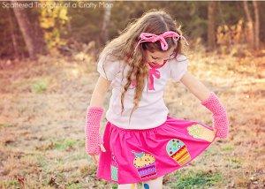 Cupcake Skirt - SewSet