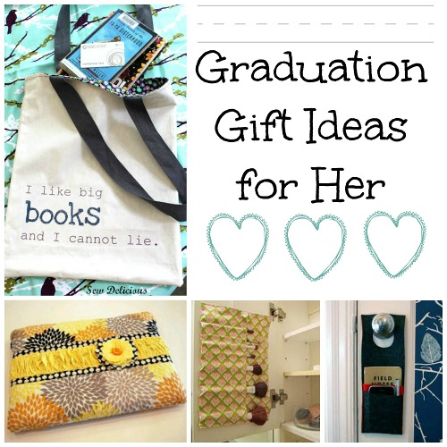 college graduation present ideas for girls