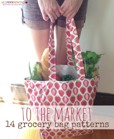 how to make a tote bag from plastic grocery bags
