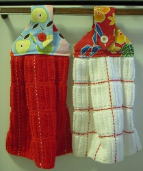 Hanging Dish Towels