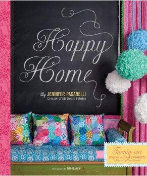 happy home AllFreeSewing Book Giveaway: Happy Home