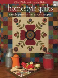 homestyle quilts AllFreeSewing Book Giveaway: Homestyle Quilts