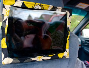 iPad Headrest Holder