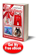 Free Christmas Sewing Projects http://www.allfreesewing.com/Christmas-Gifts/6-Sewing-Projects-for-Christmas-How-to-Make-Easy-Last-Minute-Christmas-Gifts-eBook