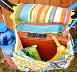 Make Your Own Bicycle Basket Allfreesewing Com