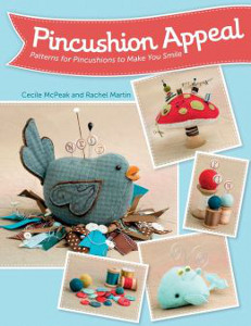How to Sew Pincushions: Adorable Fabric Patterns