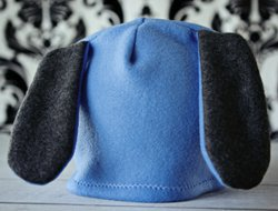 Fleece Hat with Ears