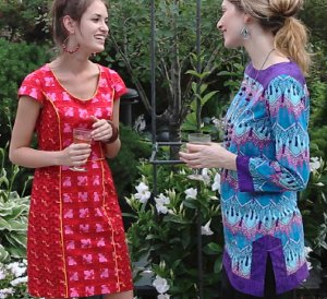 How to Make Your Own Clothes: Fashion Fabrics by FreeSpirit