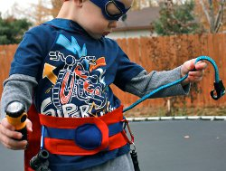 superhero utility belt and mask 2 Cinema Saturday: Make Your Child a Complete Superhero Outfit