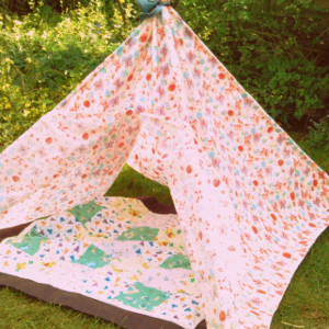 CLOSEOUTTerrific Teepees from Sewbaby - Sew Thankful