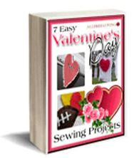 7 Easy Valentine's Day Sewing Projects