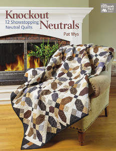 Knockout Neutrals: 12 Showstopping Neutral Quilts Giveaway