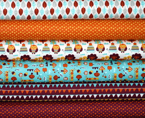 Festive Forest Fat Quarter Bundle